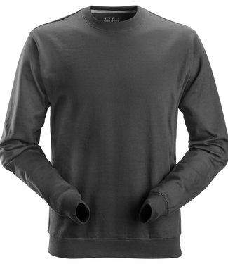 Snickers Workwear Snickers 2810 Sweater Staalgrijs