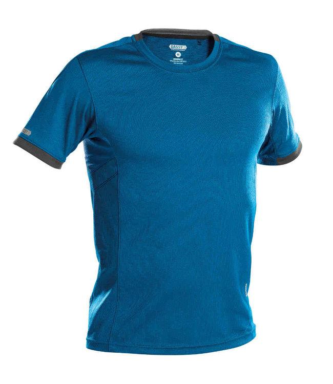 DASSY DASSY Nexus D-Flex T-Shirt Blauw/Grijs