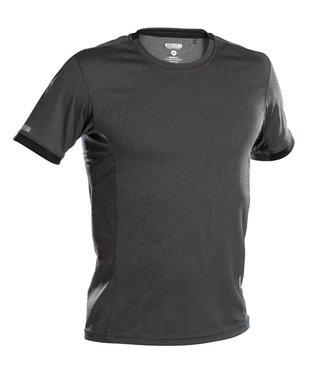 DASSY DASSY Nexus D-Flex T-Shirt Grijs/Zwart