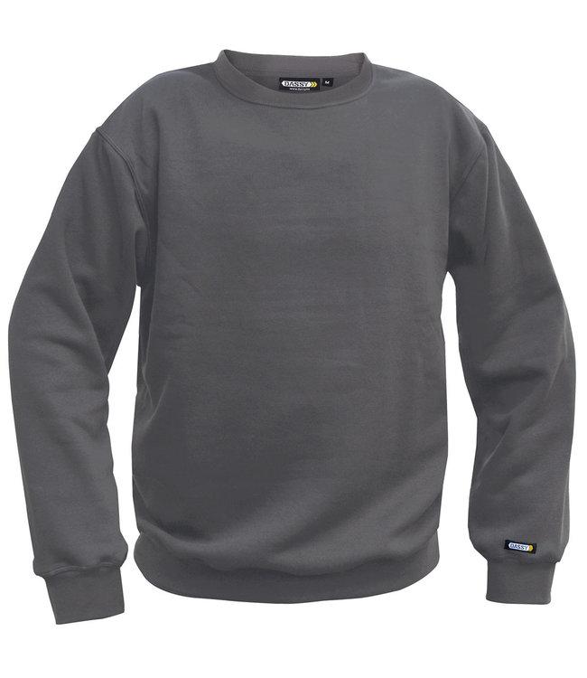 DASSY DASSY Lionel Werksweater Grijs