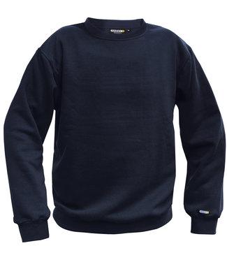 DASSY DASSY Lionel Werksweater Donkerblauw