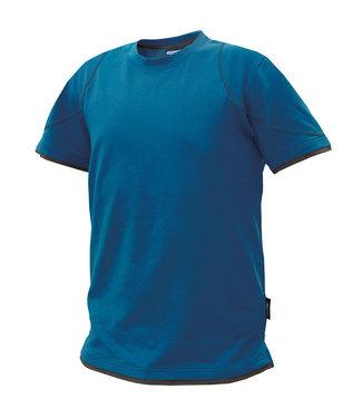 DASSY DASSY Kinetic D-FX T-shirt Lichtblauw/Grijs