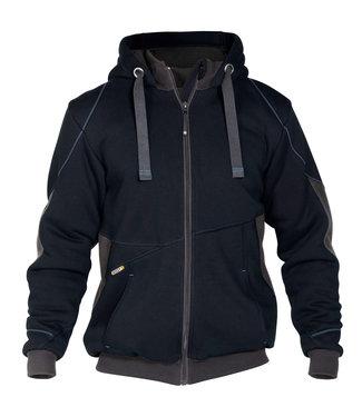 DASSY DASSY Pulse D-FX Werktrui Vest Gevoerd Donkerblauw/Grijs