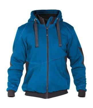 DASSY DASSY Pulse D-FX Werktrui Vest Gevoerd Lichtblauw/Grijs