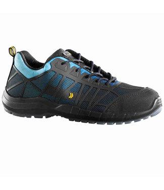 DASSY DASSY Nox Werkschoenen Laag S3 Blauw/Zwart
