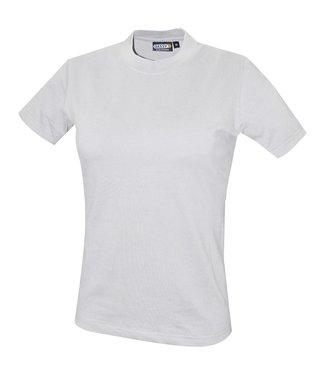 DASSY DASSY Oscar Dames T-shirt Wit