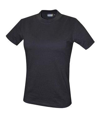 DASSY DASSY Oscar Dames T-shirt Zwart
