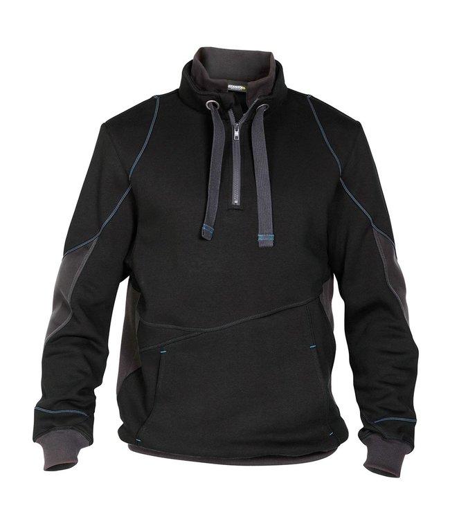 DASSY DASSY Stellar D-FX Werktrui Sweater Zwart/Grijs