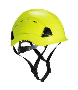 Veiligheidshelm Endurance Hoogte Fluo Geel