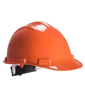 Veiligheidshelm Expertbase Oranje