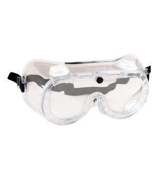Portwest Veiligheidsbril Goggle Helder