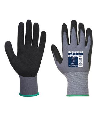 PU/Nitril Flex Handschoenen Grijs