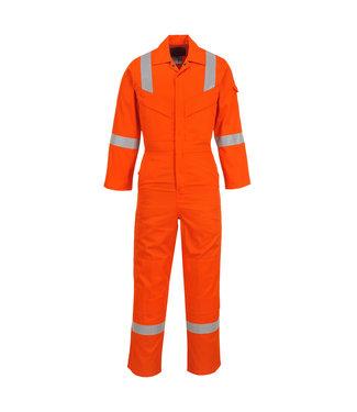Bizflame Brandvertragende Overall Light FR-AST Oranje