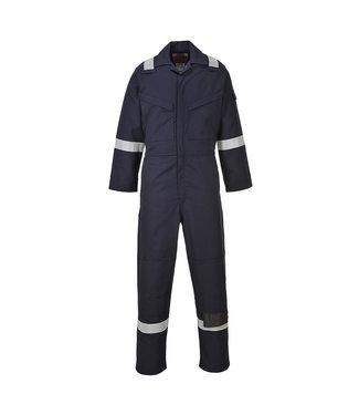 Bizflame Brandvertragende Overall FR-AST Donkerblauw
