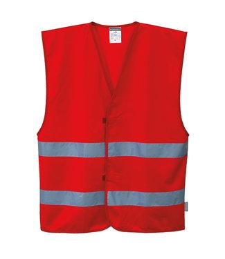 Portwest Veiligheidshesje Rood