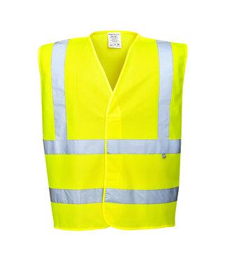 Veiligheidshesje EN471 Geel