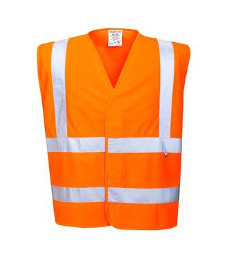Veiligheidshesje EN471 Oranje