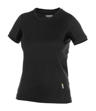 DASSY DASSY Nexus D-Flex Dames T-Shirt Zwart
