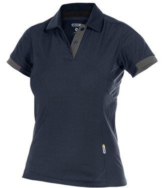 DASSY DASSY Traxion D-Flex Dames T-Shirt Donkerblauw/Zwart