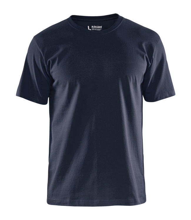 Blaklader Blaklader 3300 T-shirt Donkerblauw