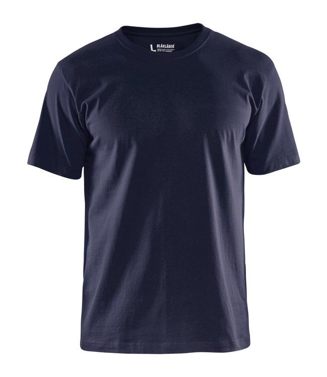 Blaklader Blaklader 3300 T-shirt Marineblauw