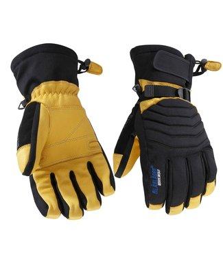 Blaklader Blaklader 2238 Gevoerde Werkhandschoenen Ambacht Zwart/Geel