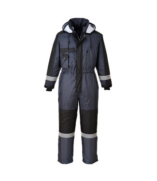 Portwest S585 Winteroverall Donkerblauw