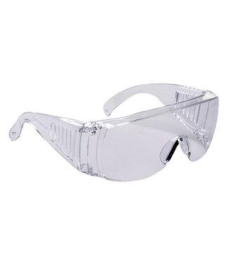 Portwest Veiligheidsbril Overzet Helder