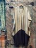 The Rose for Los Enamorados Kaftan - Gold beige/Chocolate