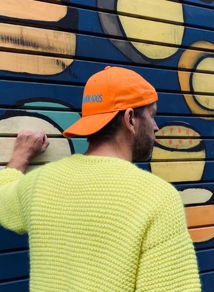 Los Enamorados Los Enamorados Orange Cap