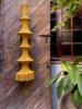 Elpelut for Los Enamorados Fisherman's Lamp - Ocre