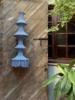 Elpelut for Los Enamorados Fisherman's Lamp - Blue Grey