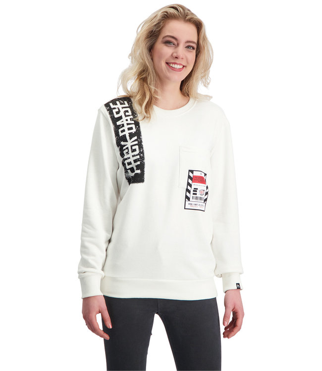 """Sweater NEXT """"Limited Edition"""" Off-White - Copy"""