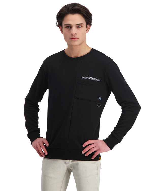 "Sweater DIFFERENCE ""Limited Edition"" Zwart"