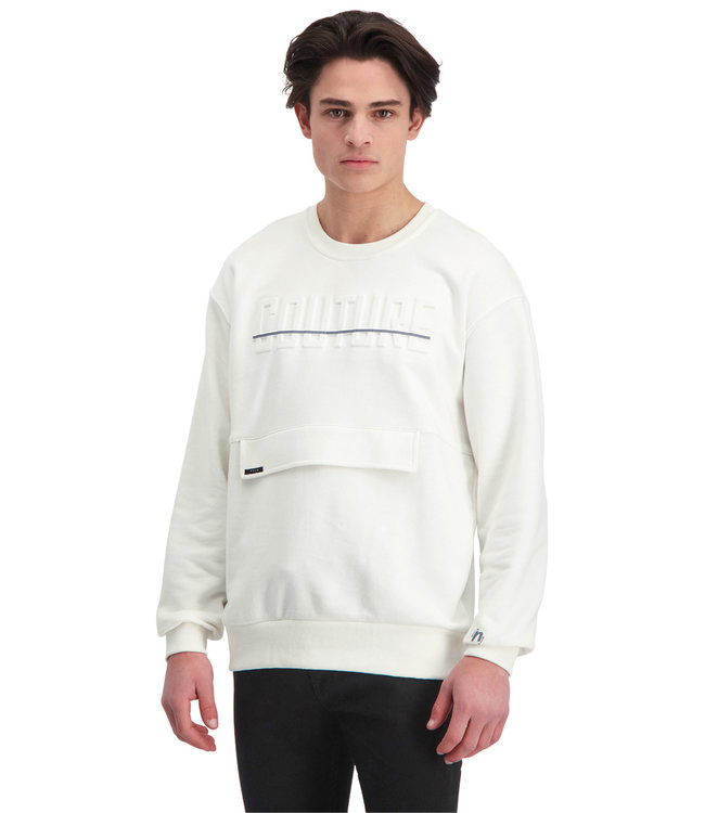 """Sweater COUTURE """"Limited Edition"""" Off-White"""