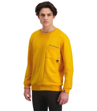 """Sweater DIFFERENCE """"Limited Edition"""" Tuscan Yellow"""