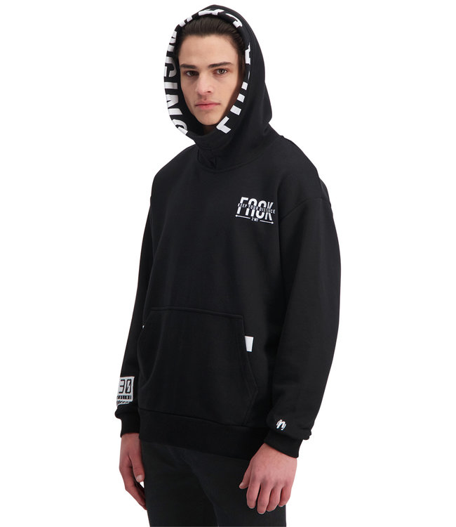 """Hoodie DISTANCE """"Limited Edition"""" Black"""