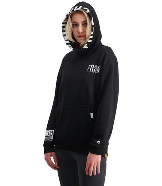 "Hoodie- Unisex  DISTANCE ""Limited Edition"" Black"