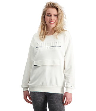 """Dames- Unisex-Sweater COUTURE """"Limited Edition"""" Off-White"""