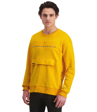 "Sweater COUTURE ""Limited Edition"" Tuscan Yellow"