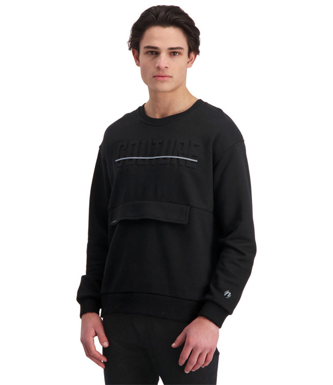 """Sweater COUTURE """"Limited Edition"""" Zwart"""