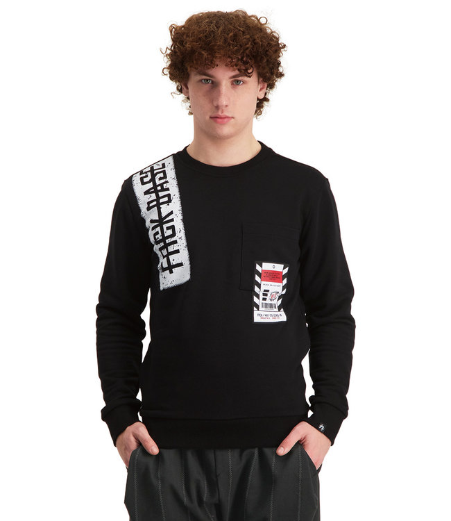 "Sweater NEXT ""Limited Edition"" Zwart"