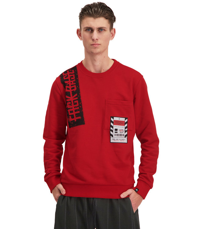 """Sweater NEXT """"Limited Edition"""" Rood"""