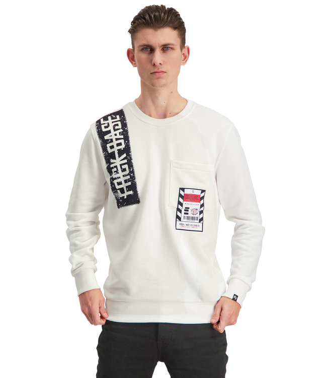 """Sweater NEXT """"Limited Edition"""" Off-White"""