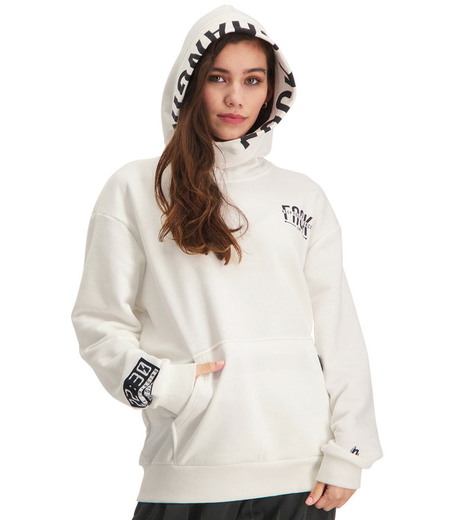 """Hoodie- Unisex DISTANCE """"Limited Edition"""" Off-White"""