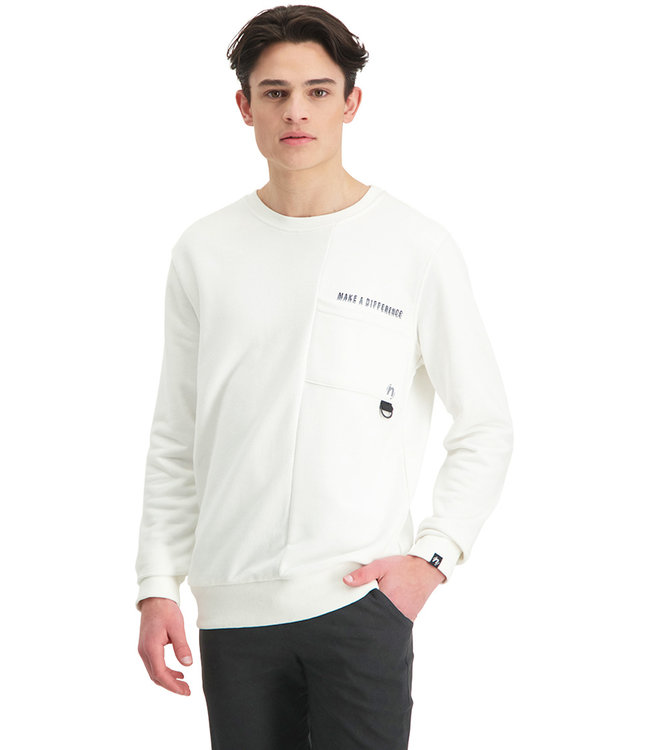 """Sweater DIFFERENCE """"Limited Edition"""" Off-White"""
