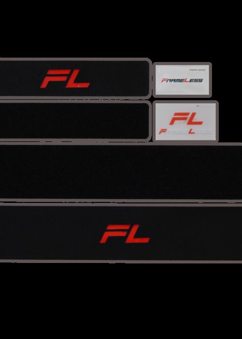 FRAMELESS FRAMELESS Set für 1 Fahrzeug