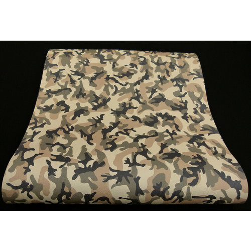 P+S Behang P+S International Camouflage 05235-20
