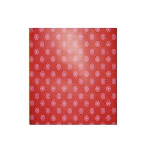 Dutch Wallcoverings Papier Behang | Dutch Wallcoverings | Rood | Stippen | 1193-4