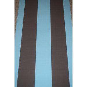 Flowers behang Vlies Behang | Flowers | Blauw\Zwart | Strepen | 52020